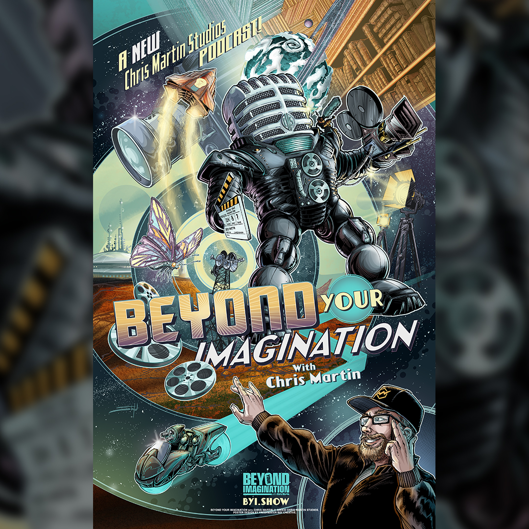 Beyond Your Imagination Poster