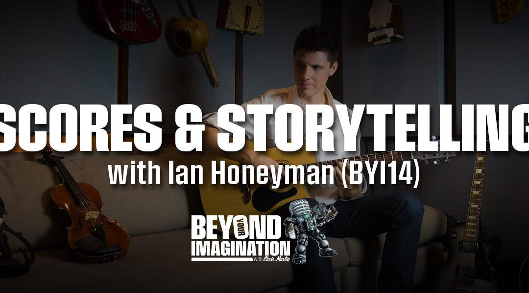 """""""Scores & Storytelling"""" with Ian Honeyman (BYI14)"""